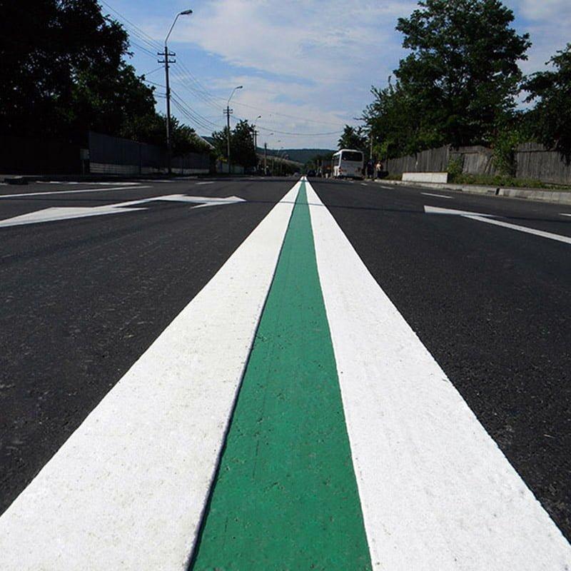 رنگ ترافیکی چندجزئی